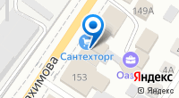 Компания Эддар на карте