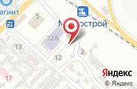 Схема проезда до компании Транспортная компания в Астрахани