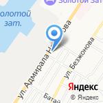 Океан Пива на карте Астрахани