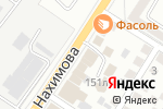 Схема проезда до компании Сантехторг в Астрахани