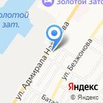 Сантехторг на карте Астрахани