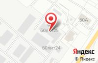 Схема проезда до компании АстраВелд в Астрахани