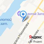 АстраВелд на карте Астрахани