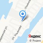 Стройпроект на карте Астрахани