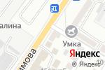 Схема проезда до компании GARAGE в Астрахани