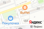 Схема проезда до компании Мечта в Астрахани