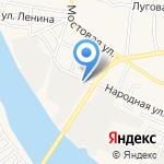 Строй-Град+ на карте Астрахани