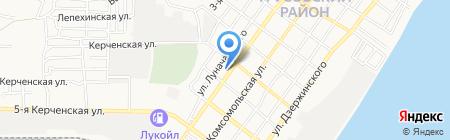 Имидж Арт на карте Астрахани