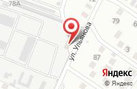 Схема проезда до компании Русская усадьба в Астрахани