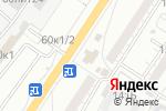 Схема проезда до компании ТриНити в Астрахани