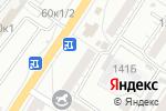 Схема проезда до компании Мемориал+ в Астрахани