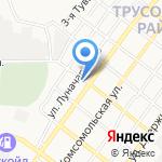 СпортСтрой на карте Астрахани