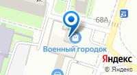 Компания Чудо в доме на карте