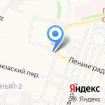 Шашлык House на карте Астрахани