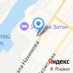 Отдел надзорной деятельности и профилактической работы по г. Астрахани на карте Астрахани