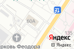 Схема проезда до компании Отдел надзорной деятельности и профилактической работы по г. Астрахани в Астрахани