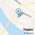 КАСКАД на карте Астрахани