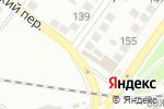 Схема проезда до компании Ломбард в Астрахани