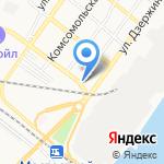 Хороший на карте Астрахани