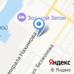Svet Event на карте Астрахани
