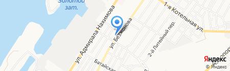Свой зубной на карте Астрахани