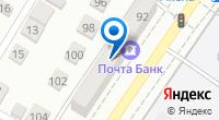 Компания Кураж на карте