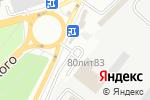 Схема проезда до компании Pit stop в Астрахани
