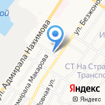АЛЬФА-ФАРМ на карте Астрахани