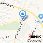 Торгово-производственная компания на карте Астрахани