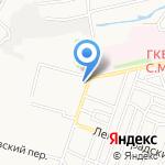 Стиль-Дент на карте Астрахани