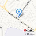 Центр по установке и ремонту автостекол на карте Астрахани