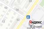 Схема проезда до компании АЛЬФА-ФАРМ в Астрахани