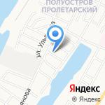 Управление по Астраханской области на карте Астрахани