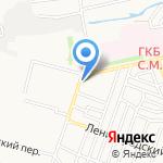 Шаурма-экспресс на карте Астрахани