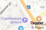 Схема проезда до компании Магазин автотоваров в Солянке