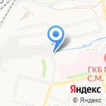 Инжектор на карте Астрахани
