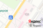 Схема проезда до компании Областной кардиологический диспансер в Астрахани