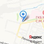 Церковная лавка на карте Астрахани