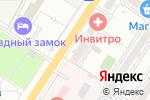 Схема проезда до компании ЕАТП Банк в Астрахани