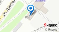 Компания ФОРТ-ЮГ на карте