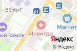 Схема проезда до компании Обувной дворик в Астрахани