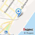 UNICO на карте Астрахани