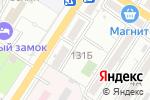 Схема проезда до компании Barracuda в Астрахани
