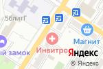 Схема проезда до компании Данко в Астрахани