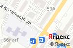 Схема проезда до компании Заур в Астрахани