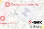 Схема проезда до компании Чайка в Астрахани