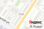 Схема проезда до компании НИК в Астрахани