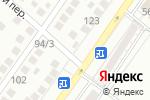 Схема проезда до компании Вечность в Астрахани