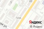 Схема проезда до компании Дионис в Астрахани