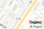 Схема проезда до компании Пивбум в Астрахани